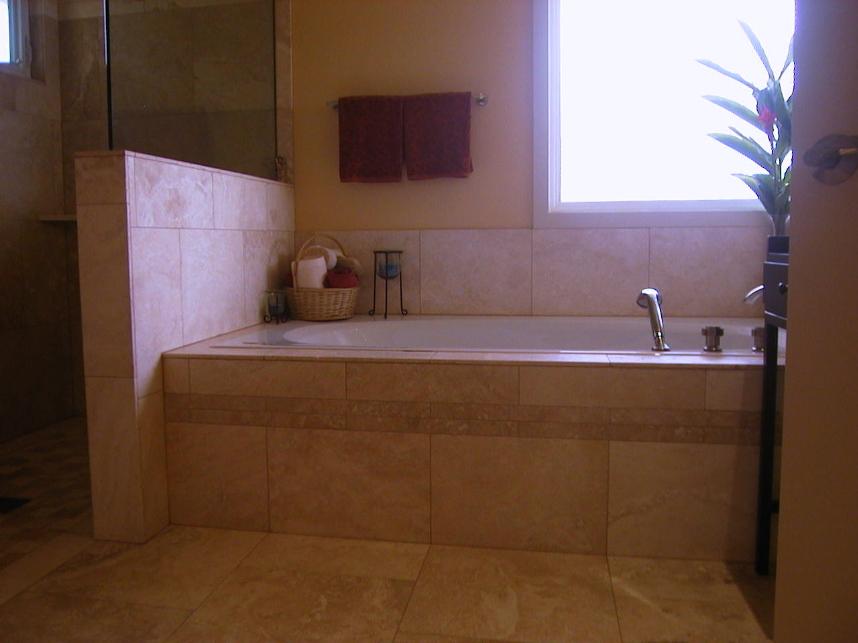 Porcelian, Ceramic & Stone Tile Baths/Showers Portfolios Page 6