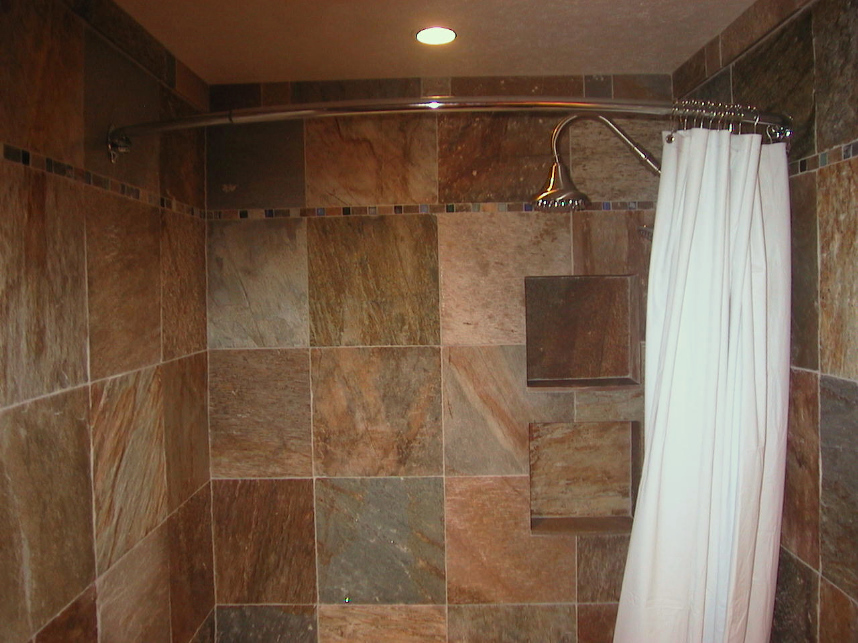 Ceramic, Porcelian, & Stone Tile Baths/Showers Portfolios Page 8