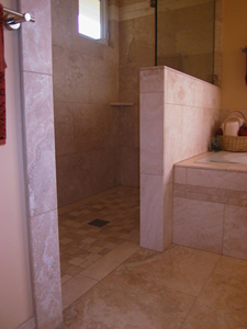 Ceramic, Porcelain, & Stone Baths/Showers one hundred sixty eight