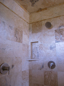 Ceramic, Porcelain, & Stone Baths/Showers two hundred four