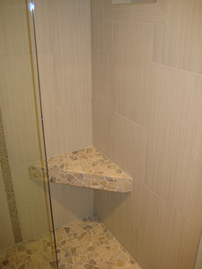 Ceramic, Porcelain, & Stone Baths/Showers two hundred fourty one