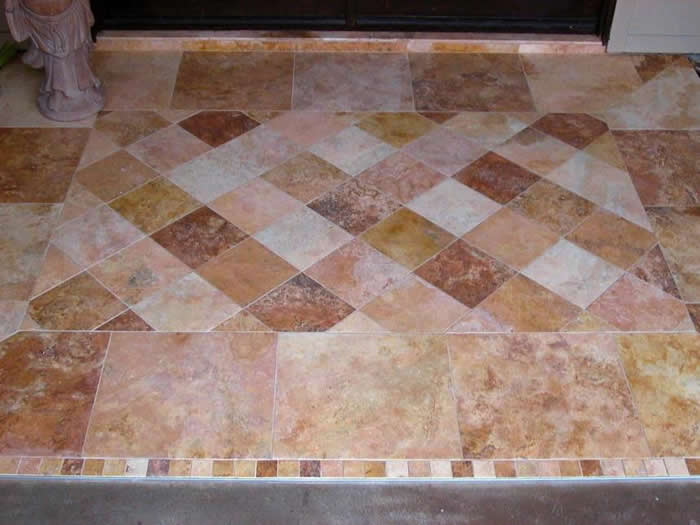 Stone & Tile Entryways and Lanais - Tile/Stone Setters/Installers ...