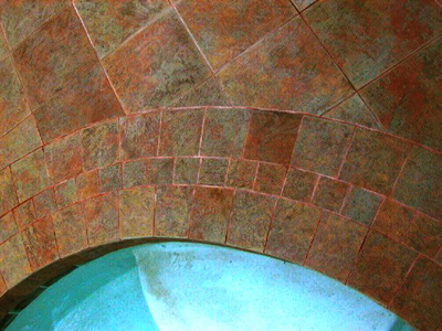 Ceramic, Porcelain, & Stone Tile Pools one