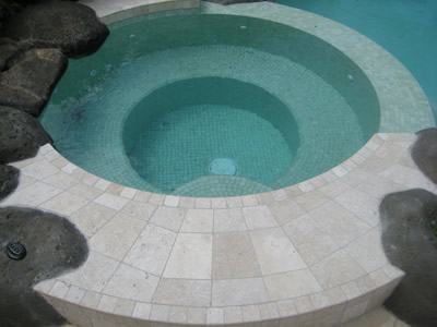 Ceramic, Porcelain, & Stone Tile Pools nineteen
