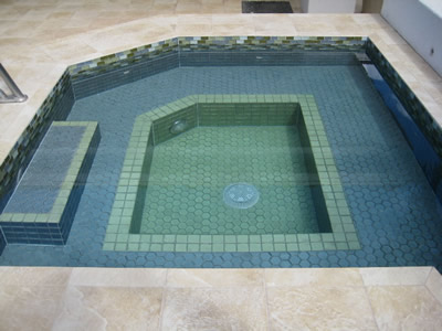 Ceramic, Porcelain, & Stone Tile Pools twentytwo