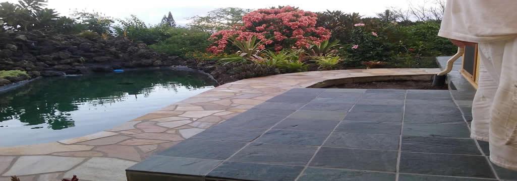 Exterior & Interior Stone & Tile Maui Contractor
